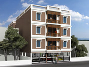 2&3 bedroom flat for sale @ muthialpet bharathidasan street pondichrry