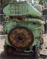 sale of Yanmar Marine Auxiliary/Lane Diesel Engines