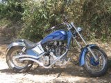Royal enfield chopper model for sale!