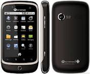 Micromax A70 mobile for sale in excellent condition