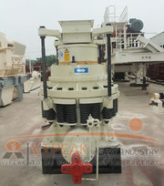 Spring Cone Crusher PYB1200