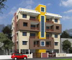 BELLBROS PROPERTIES 3 BHK apartment 1460 sft at EZHIL NAGAR