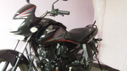 HONDA CB SHINE PURCHASED ON AUGUST 1,  2012