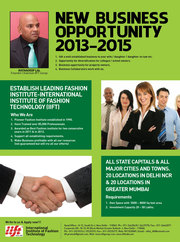 NEW BUSINESS OPPORTUNITY 2013 -2015