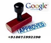 Do you want Google Adsense Approval only @ Rs.500/-